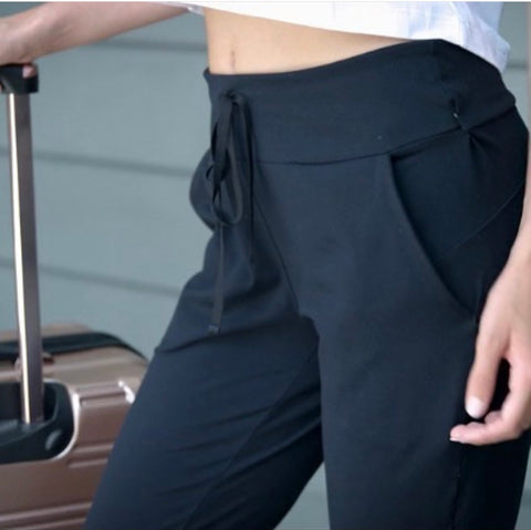 Black Lounge Pant from DYI