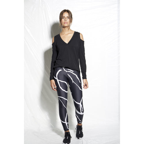 Body Language sportswear leggings available at Studio 128.