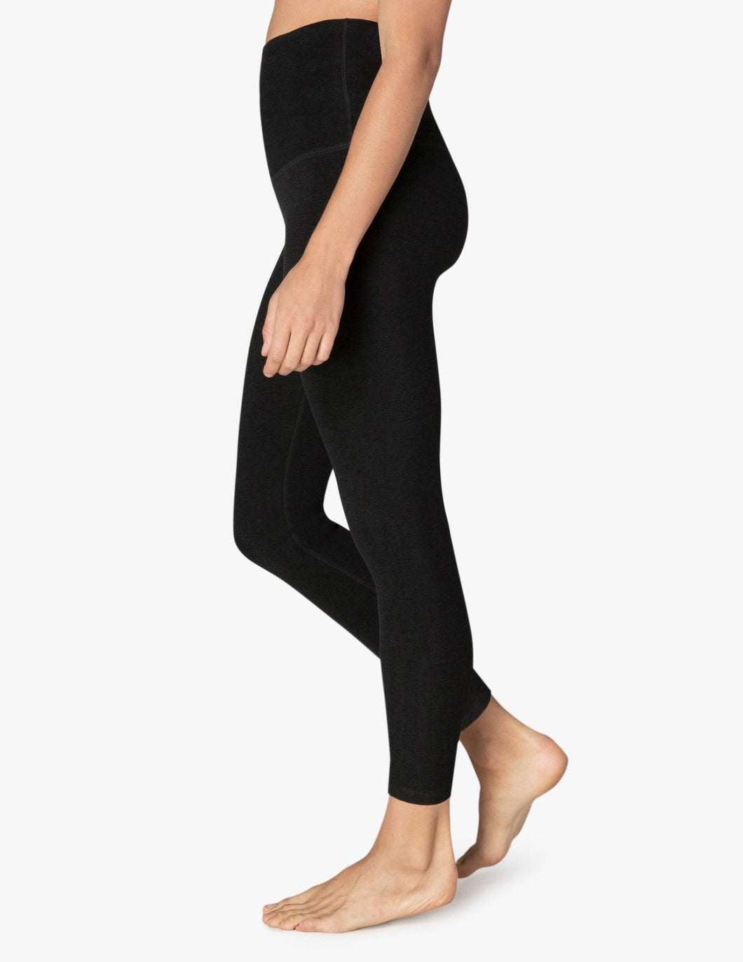 Beyond Yoga Space Dye Black Legging