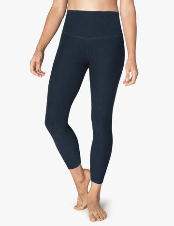 Beyond Yoga Navy Space dye Legging