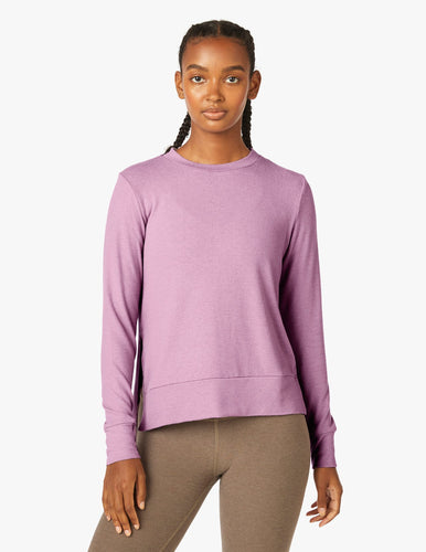 Beyond Yoga Orchid Sweatshirt