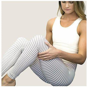Flattering and feminine leggings available from Studio 128.