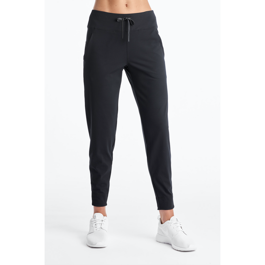 The perfect black jogger from DYI available at Studio 128.