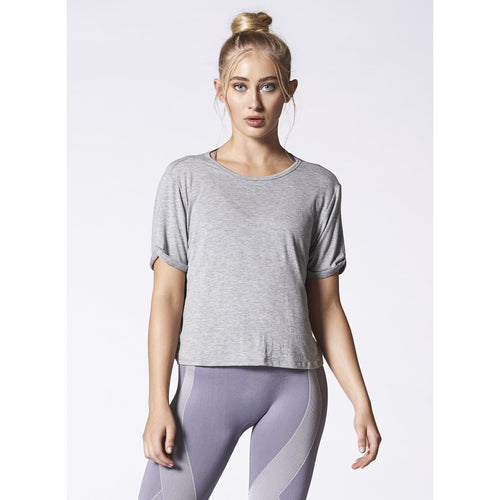 The perfect grey tshirt for working out from NUX.