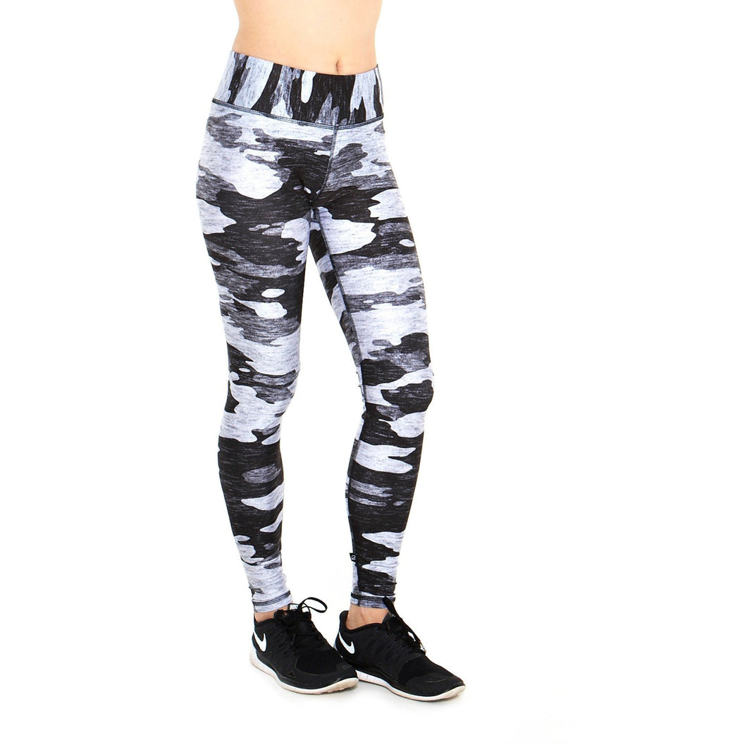 Fashionable Camo Leggings from Studio 128.