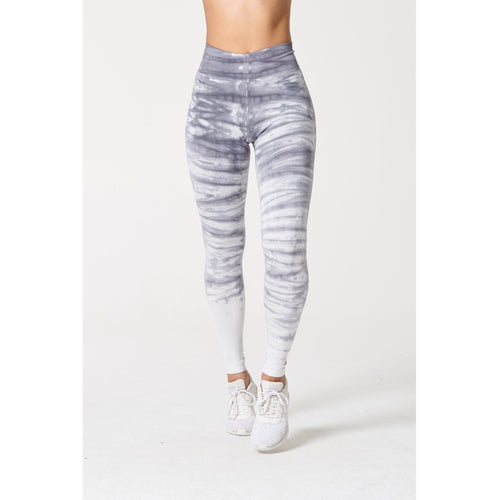 The perfect tie-dye legging from NUX available at studio 128.