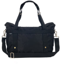 Load image into Gallery viewer, ANDI Diamond Black Tote available at Studio 128.