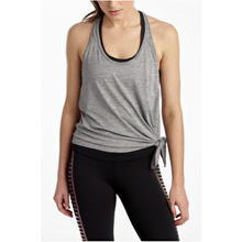 Load image into Gallery viewer, Side tie yoga tanks available at Studio 128.