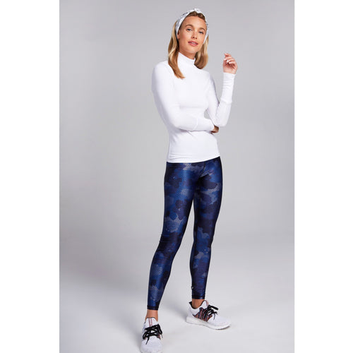 Edgy camo style leggings from Studio 128.