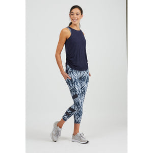 Grace sleeveless top from Prism Sport available at Studio 128.