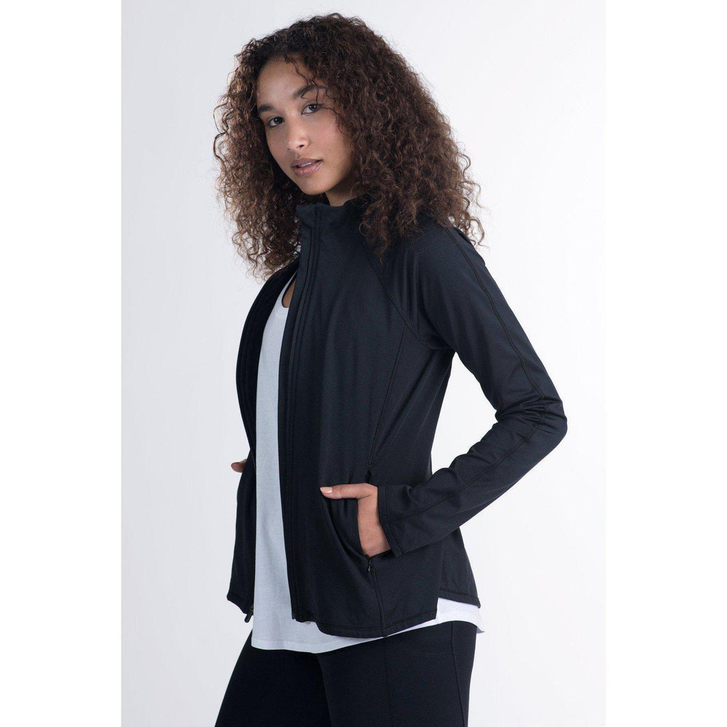 The best workout jackets available at studio 128.