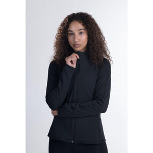 Black Inner Fleece Jacket