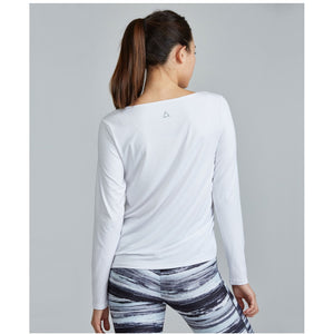 Shop the best fabrics in women's activewear from Studio 128.