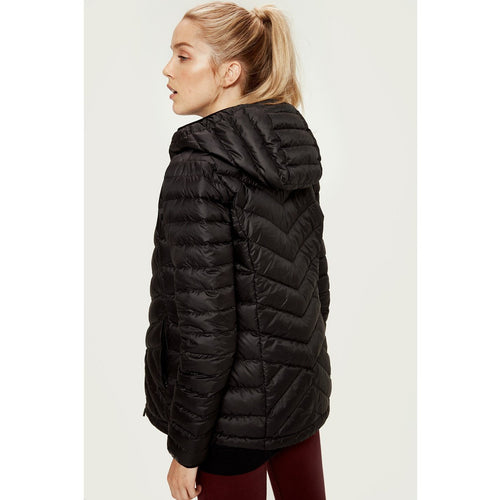 Packable quilted jackets from Lole available at Studio 128.