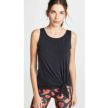 Load image into Gallery viewer, Classic black Lucy tank from Prism Sport available at Studio 128.