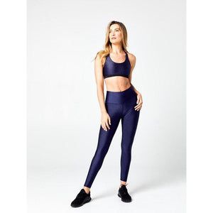 Navy sparkle sculpt legging from Body Language at Studio 128.