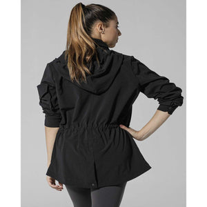 Black jackets perfect for your activewear look from Studio 128.