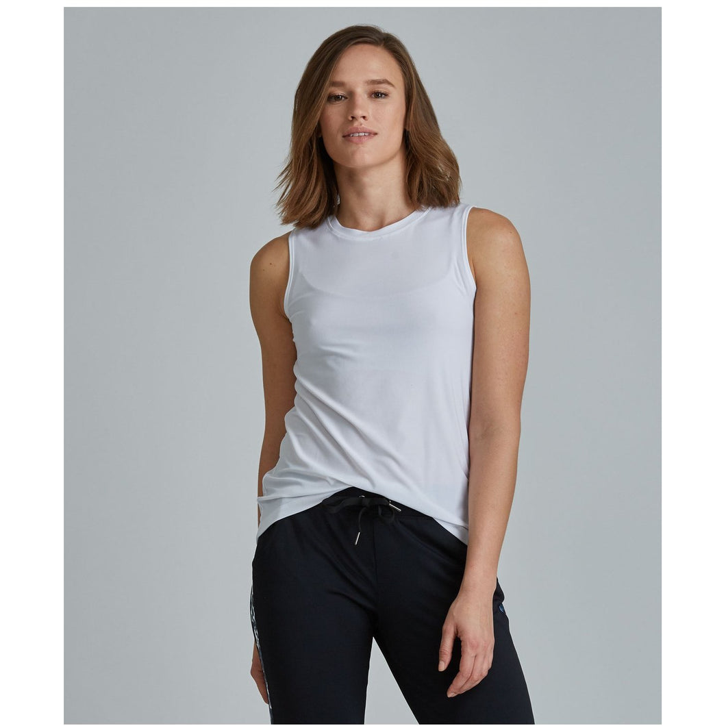 The perfect white tank for summer from Studio 128.