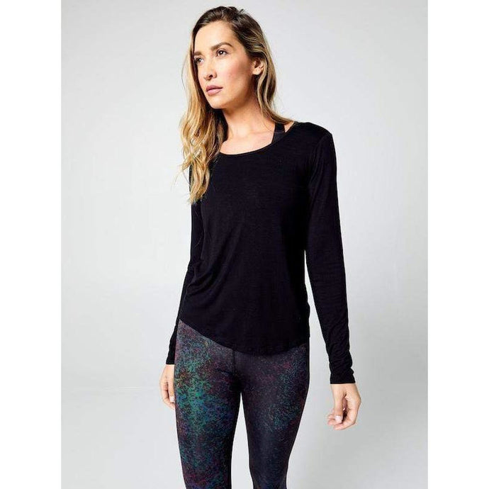 Reema pullover from body language available at Studio 128.