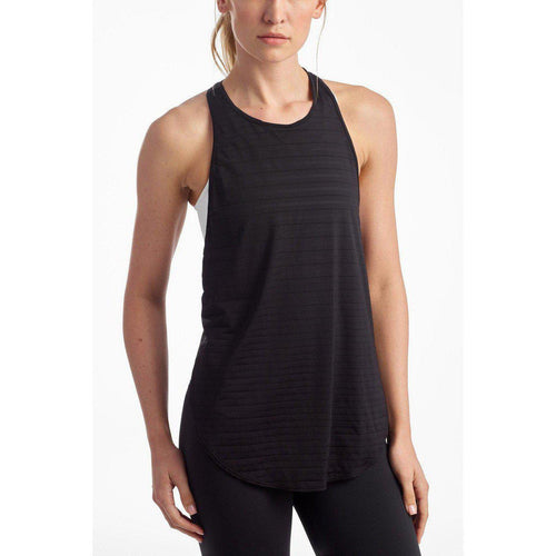 The perfect black workout tanks available at Studio 128.