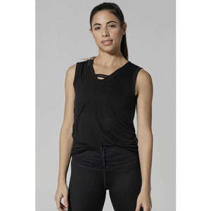 The best selection of black tanks available at Studio 128.