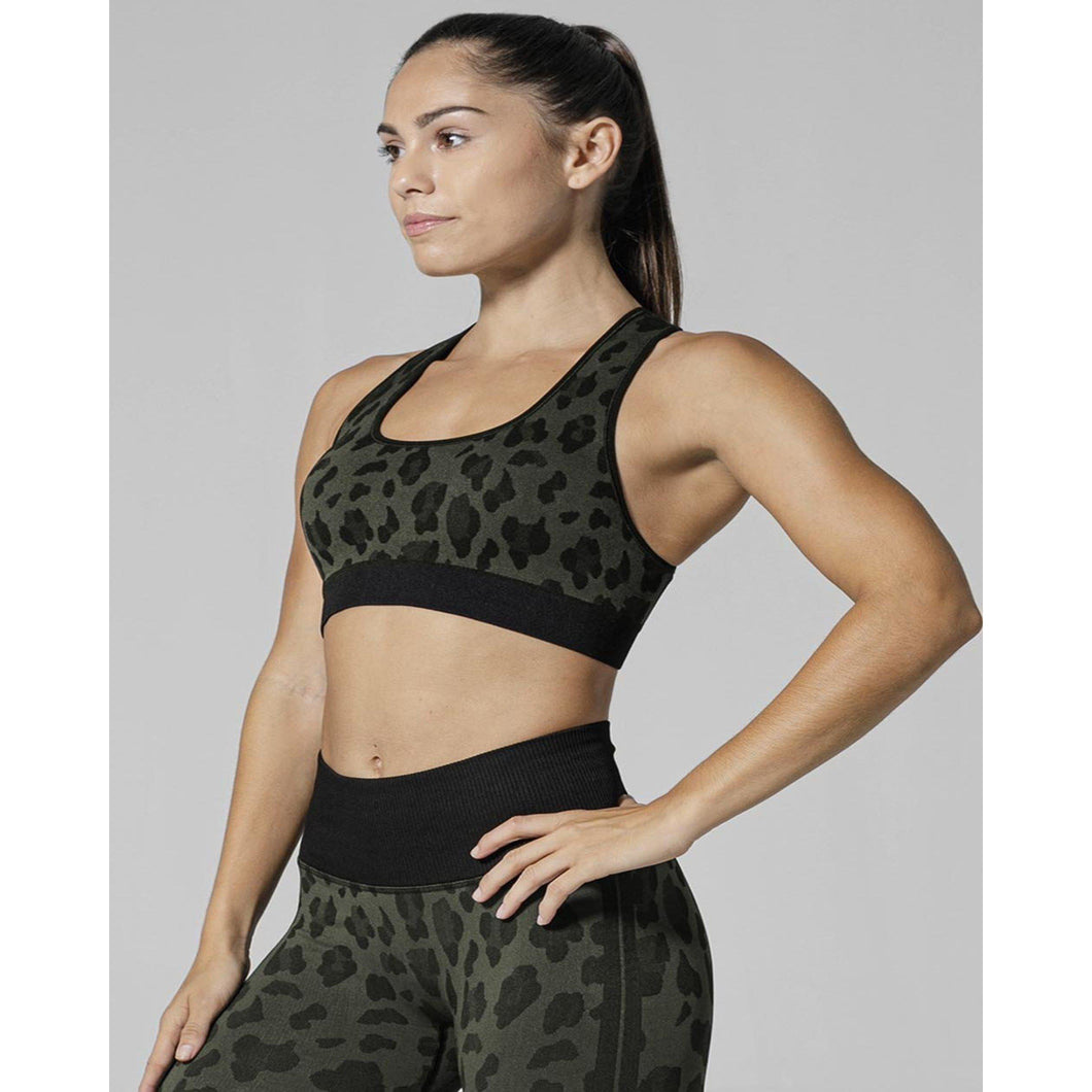 Seamless sports bras from 925 Fit available at Studio 128.