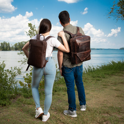 5 Benefits of Having a Leather Backpack