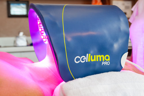 Celluma, LED light therapy, Blue light therapy, red light therapy, anti-aging, rosacea, acne, wrinkles, hyperpigmentation, facial treatment