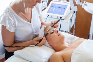"Micro Current ""non-Surgical Facelift"" by JUENESSE™"