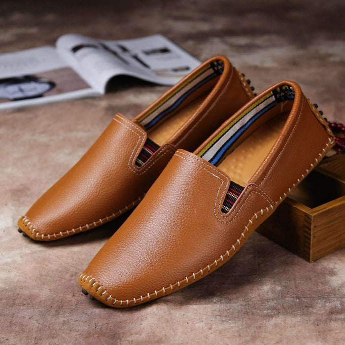 Comfortable Non-Slip Classic Leather Shoes