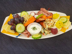 Summer Cold Salad Plate