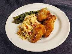 FROZEN Honey Garlic Boneless Chicken Wings
