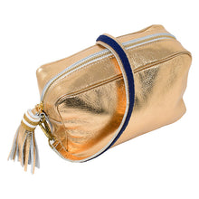Load image into Gallery viewer, SAMPSON LEATHER PURSE, GOLD | SHORT STRAP