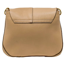 Load image into Gallery viewer, SAMPSON LEATHER CROSSBODY PURSE, TAN
