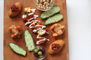 The Love Box: Tapas