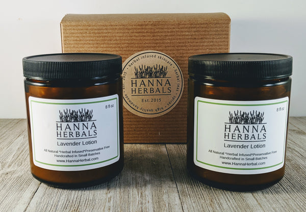 Lavender Lotion by Hanna Herbals
