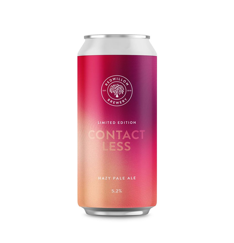 Red Willow - Contactless 5.2% 440ml