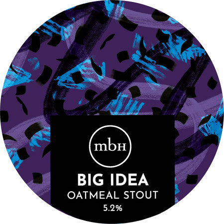 Mobberly - Big Idea 5.2% 330ml