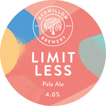 Load image into Gallery viewer, Red Willow - Limitless 4% 440ml