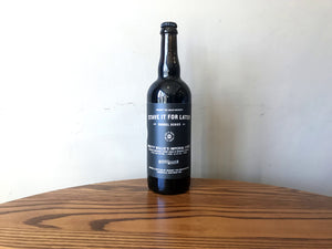 Against The Grain - Stave It For Later, Pretty Willies Imperial Stout 13.0% 750ml
