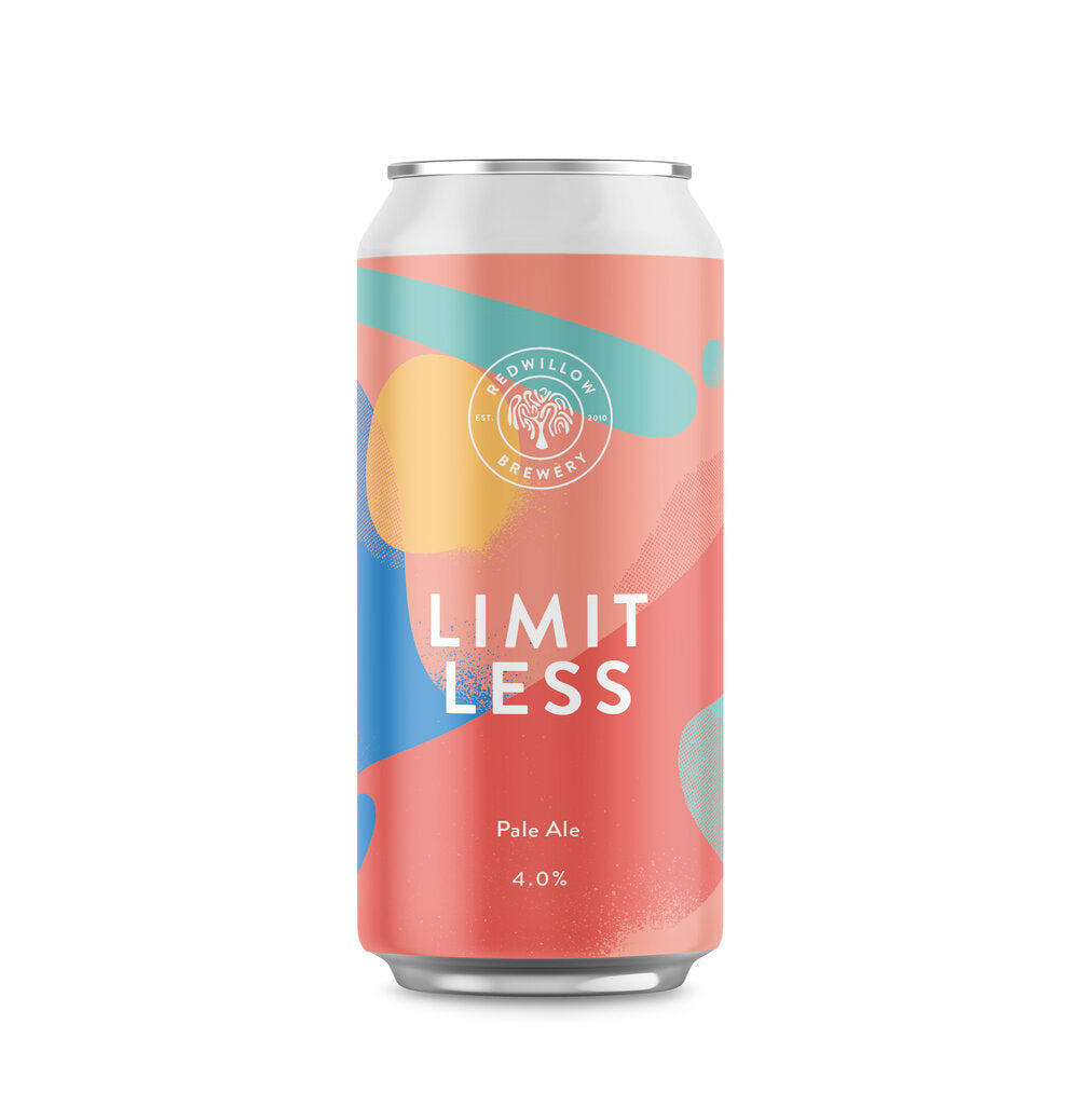 Red Willow - Limitless 4% 440ml