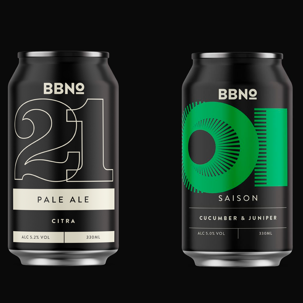 Brew By Numbers Bundle (4x beers)