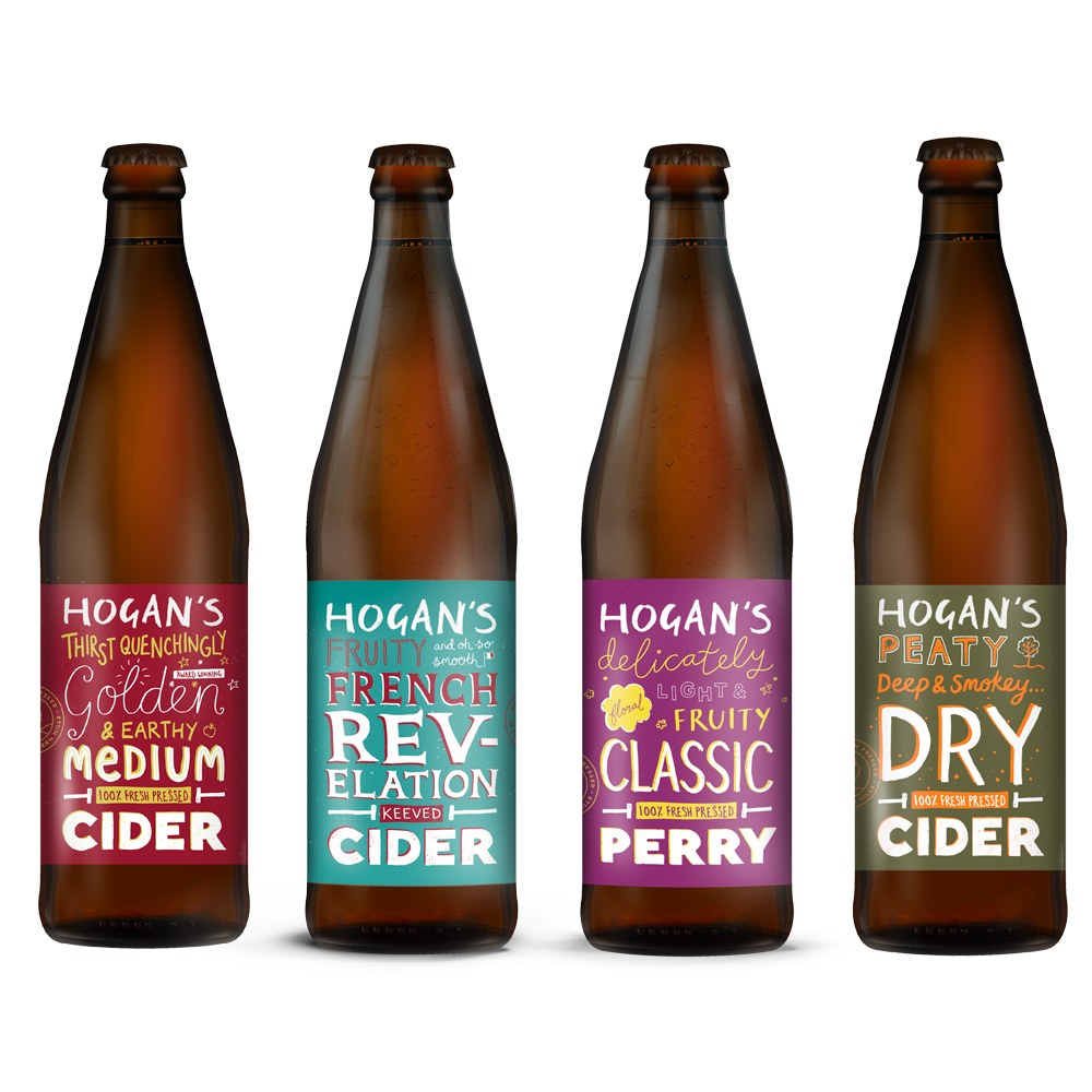 Cider bundle (4x bottles)