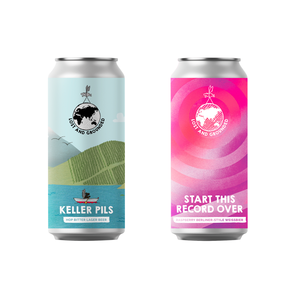 Lost and Grounded Bundle (4x beers)