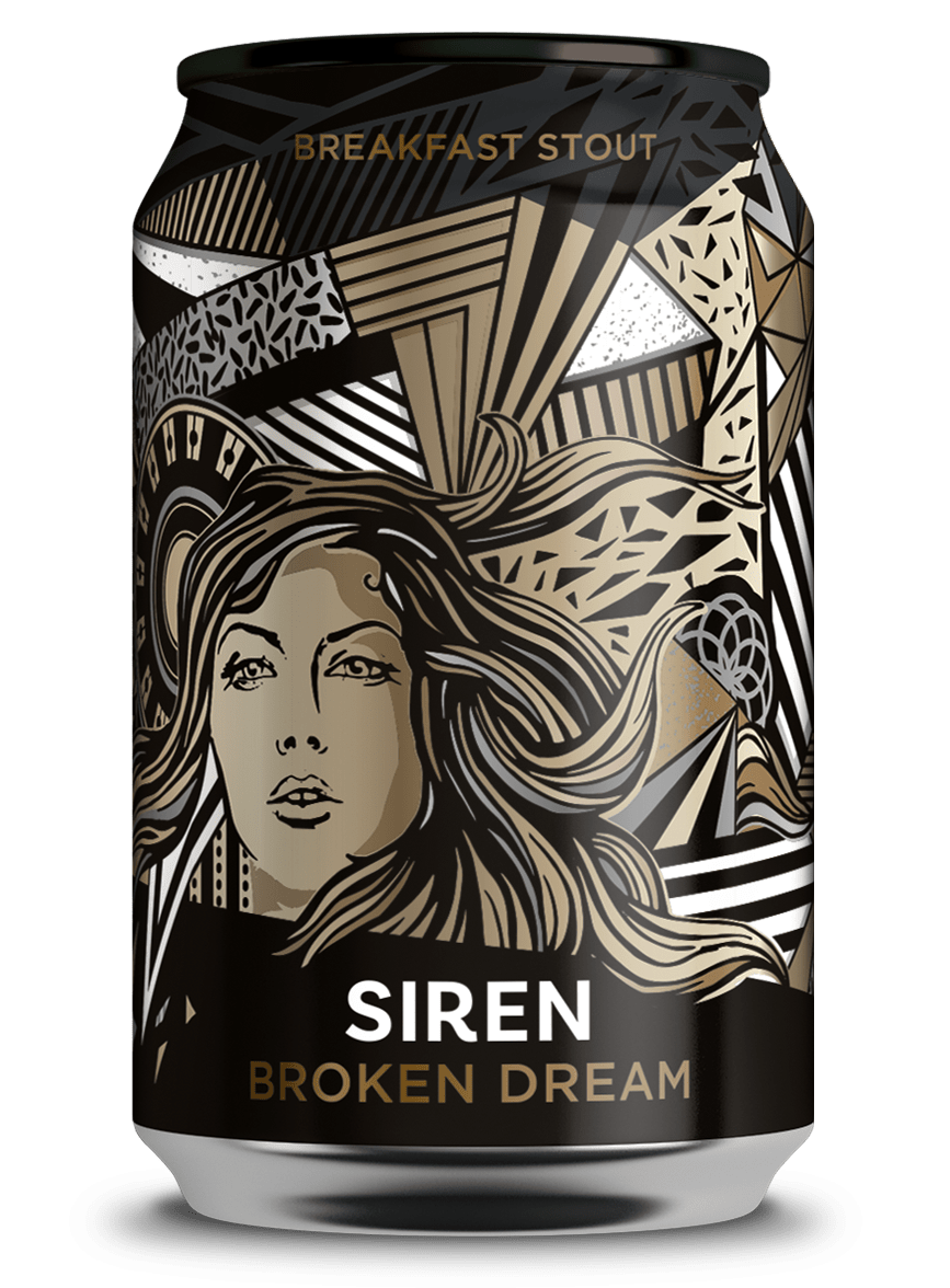 Siren Craft Brew - Broken Dream 6.5% 330ml