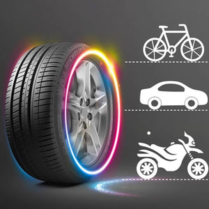 Professional Led Wheel Lamp Waterproof