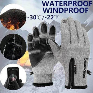 Winter Warm Waterproof Touch Screen Gloves【Last Day Promotion 60% OFF】