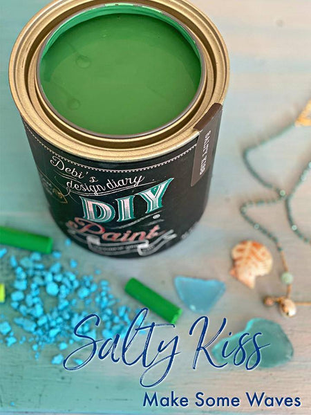 Salty Kiss~DIY Paint
