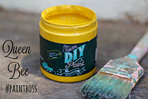 Queen Bee~DIY Paint