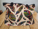 "Montana West ""Feather"" Bag"